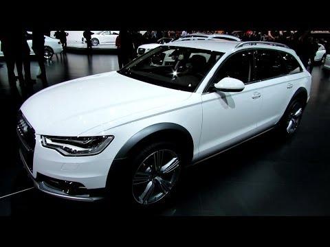 2014 Audi A6 Allroad Quattro - Exterior and Interior Walkaround - 2014 Geneva Motor Show