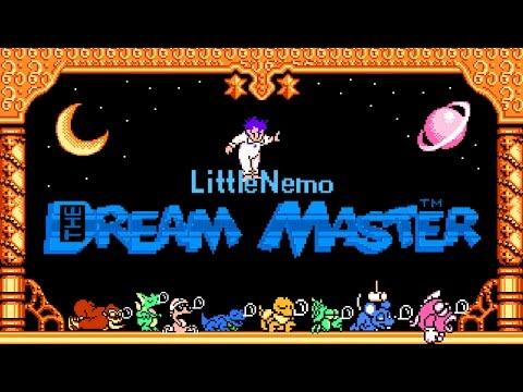 Little Nemo The Dream Master (Nes) - One Credit
