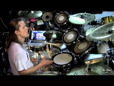 Megadeth - Holy Wars - drum cover
