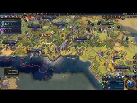 New Civilization VI - Gameplay German - Panzerschiffe  P20