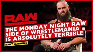 WWE Raw March 25, 2019 Full Show Review & Results: DEAR WWE, YOU CALL THIS WRESTLEMANIA SEASON!?!?