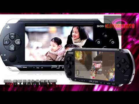 Historia De La PlayStation Portable o PSP