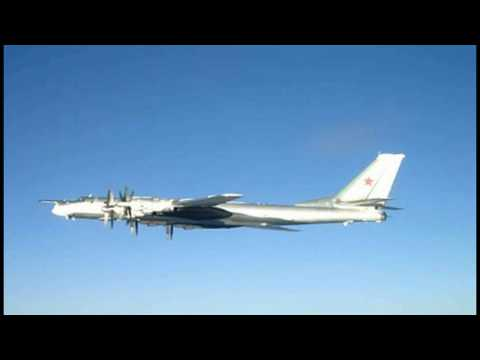 Russian Military Aircraft Intercepted for 4th Straight Night Near Alaska