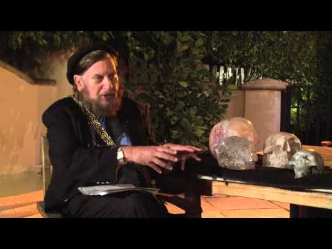 ANCIENT CRYSTAL SKULLS