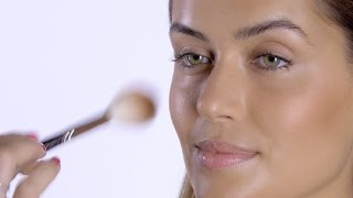 How-To: Bronzed And Contoured Beauty I MAC Tutorial