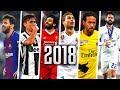 Best Football Skills Mix 2018 ● Ronaldo, Neymar, Salah, Messi, Dybala, Isco ᴴᴰ