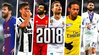 Download Video Best Football Skills Mix 2018 ● Ronaldo, Neymar, Salah, Messi, Dybala, Isco ᴴᴰ MP3 3GP MP4