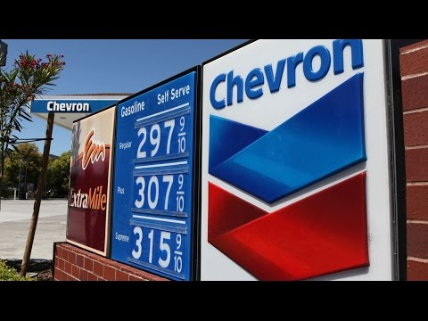 Berger: Chevron stock ready to bounce