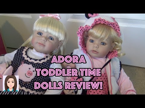 Adora Toddler Time Dolls