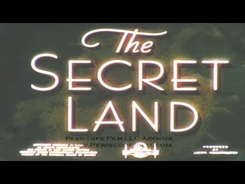 THE SECRET LAND ANTARCTICA  U.S. NAVY OPERATION HIGH JUMP REEL 1  2497