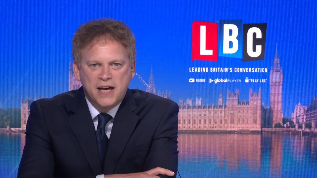 Tom Swarbrick questions Grant Shapps on travel update   LIVE 0750