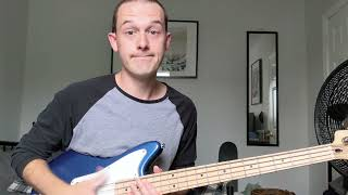 Squier by Fender - Jaguar Bass H (Affinity Series) - Review