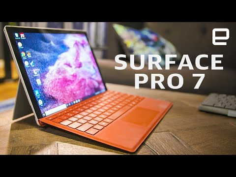 Microsoft Surface Pro 7 review: USB-C upgrade, battery downgrade