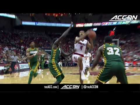 George Mason vs Louisville College Basketball Condensed Game 2017