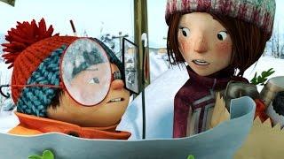 Снежная битва (2015) - Трейлер (Мультик)