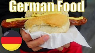 German Food : An introduction to German Cuisine