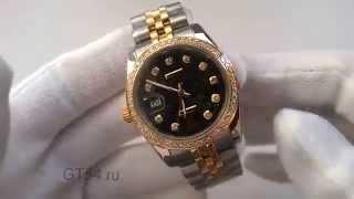 часы механические с автоподзаводом  Обзор Rolex