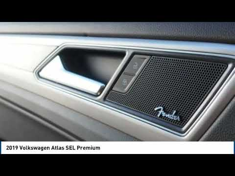 2019 Volkswagen Atlas 2019 Volkswagen Atlas SEL Premium FOR SALE in Corona, CA V8906