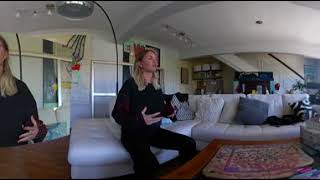 Carima neusser is a swedish performance artist who i caught briefly while she was passing through los angeles in february 2018 with her collaborator, contemp...
