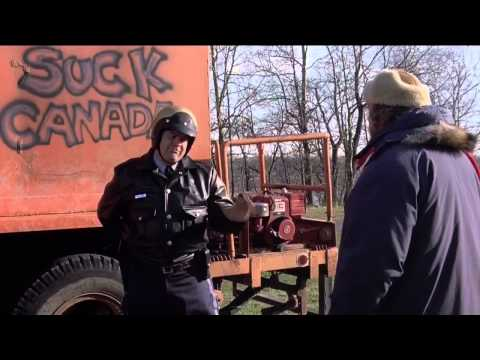 Canadian Bacon - Pulled Over Scene
