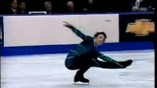 Джонни Вейр ЧСША 2003 SP Innocence   Zydeko Quidam