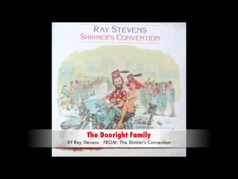 Ray Stevens - The Dooright Family (Original)