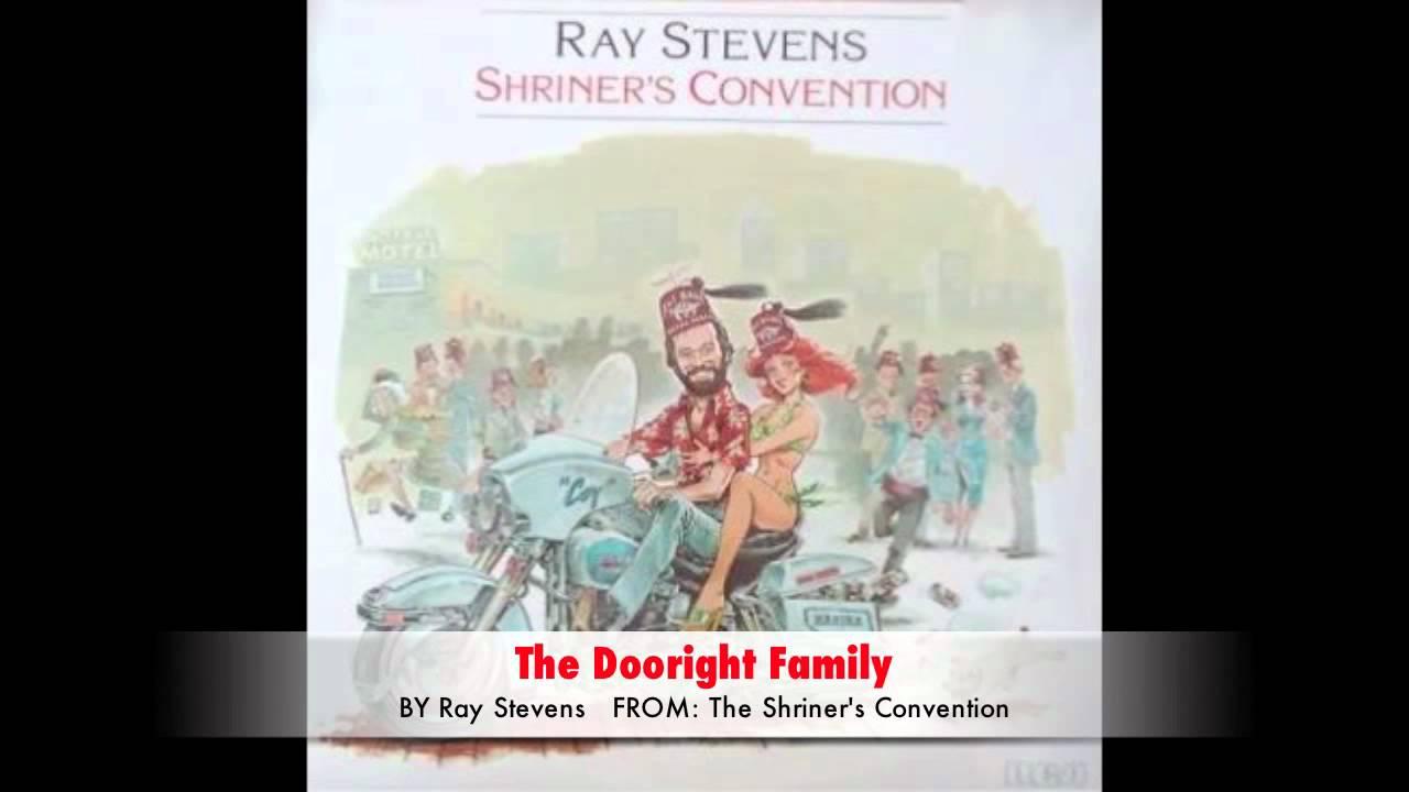 Ray Stevens The Dooright Family Original Youtube