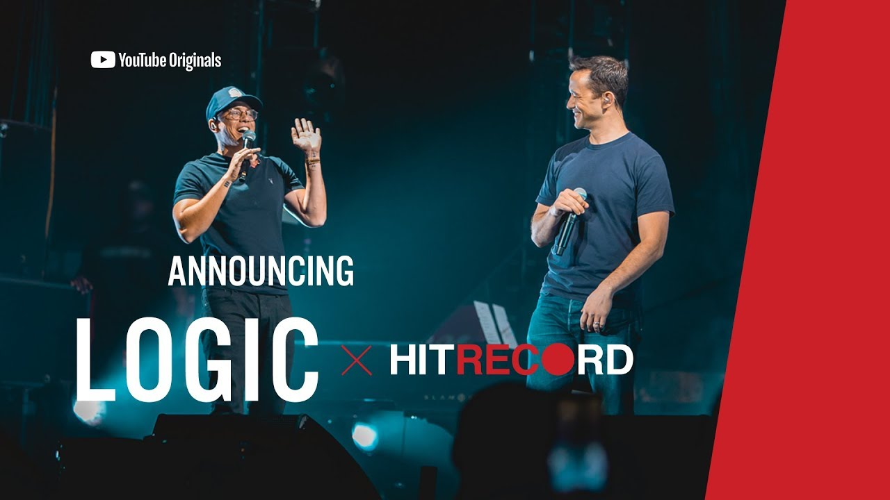 HITRECORD: Logic & Joseph Gordon Levitt