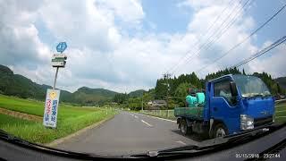 鹿児島 紹介 PR 観光 車載 ドライブレコーダー 桜島 ドライブ 車 NHK大...