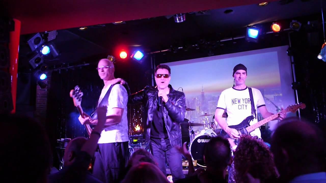 U2 tribute band, Unforgettable Fire - YouTube