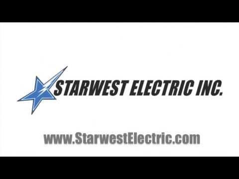 Best Electrician in Yorba Linda CA - Starwest