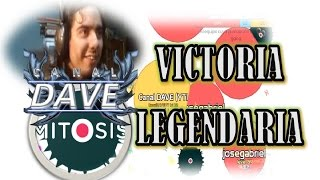 LEGENDARIA VICTORIA en Mitos.is TEAM MODE | Un juego parecido a AGAR IO