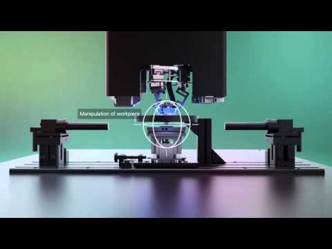 Flexible Assembly Solution for Optical Systems