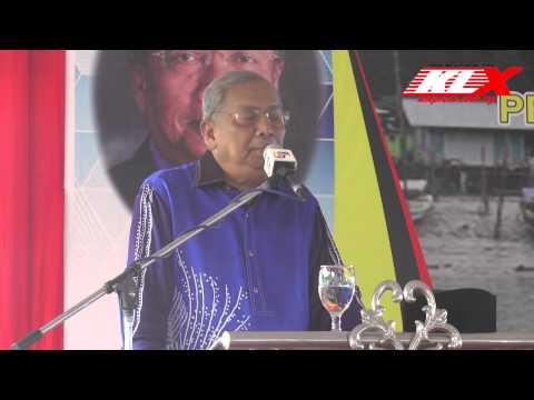 CM Adenan Ucap Terima Kasih Kepada PM Najib Atas Pertambahan Pelantikan Menteri Dari Sarawak