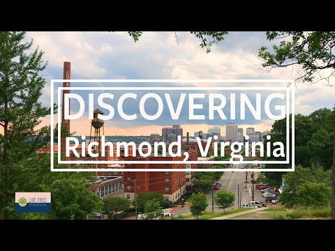 Discovering Richmond, Virginia: Travel Journal