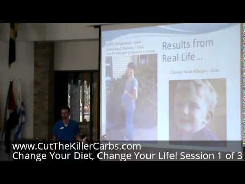 LCHF Diet: Change Your Diet, Change Your Life! PM 1 of 3 cam 2