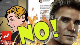 SOMEONE HELP VIC MIGNOGNA! This was the WRONG thing to do! #AnimeGate thumbnail
