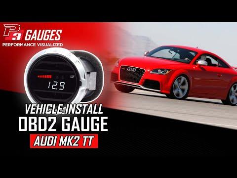P3 Cars - A3/TT Install Guide - Digital Interface - Audi A3 / TT mk2