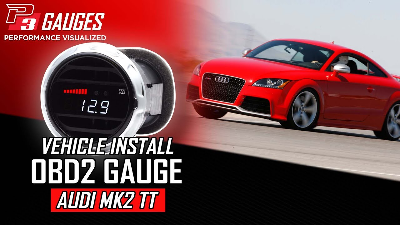 P3 Cars A3 Tt Install Guide Digital Interface Audi