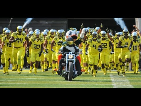 "Oregon Ducks Football 2015-16 Pump up ||""Counting Stars""