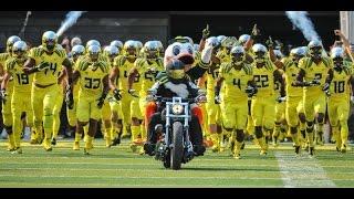 "Oregon Ducks Football 2015-16 Pump up   ""Counting Stars""   ᴴᴰ"