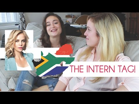 Starbaby Enterprises | The Intern Tag - Meet Esther Van Zyl