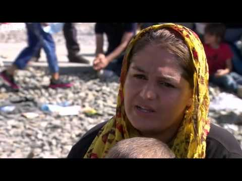Migrant crisis  Croatia closes border crossings with Serbia   BBC News