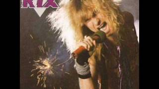 Kix- Red Hot (Black and Blue)