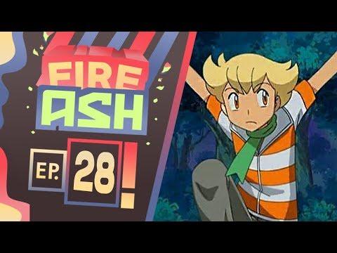 Pokemon Fire Ash Part 28 NEW & OLD FRIENDS! ( Pokemon Fan Game ) Gameplay Walkthrough
