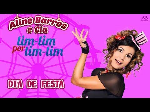DVD Tim-Tim Por Tim-Tim - Aline Barros - Dia de Festa
