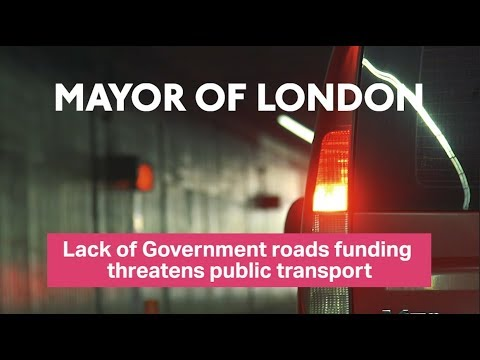 Government must support London's transport network for good of the UK