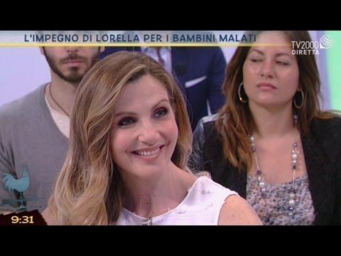 Lorella Cuccarini si racconta a TV2000