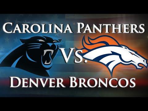 Carolina Panthers vs. Denver Broncos - Season Opener
