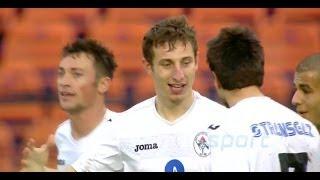 Ceahlăul   Gaz Metan 0 1 la pauză | Gol Zaharia - novatv.ro